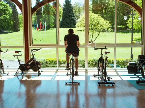 Hotel Royal Evian Resort Gym