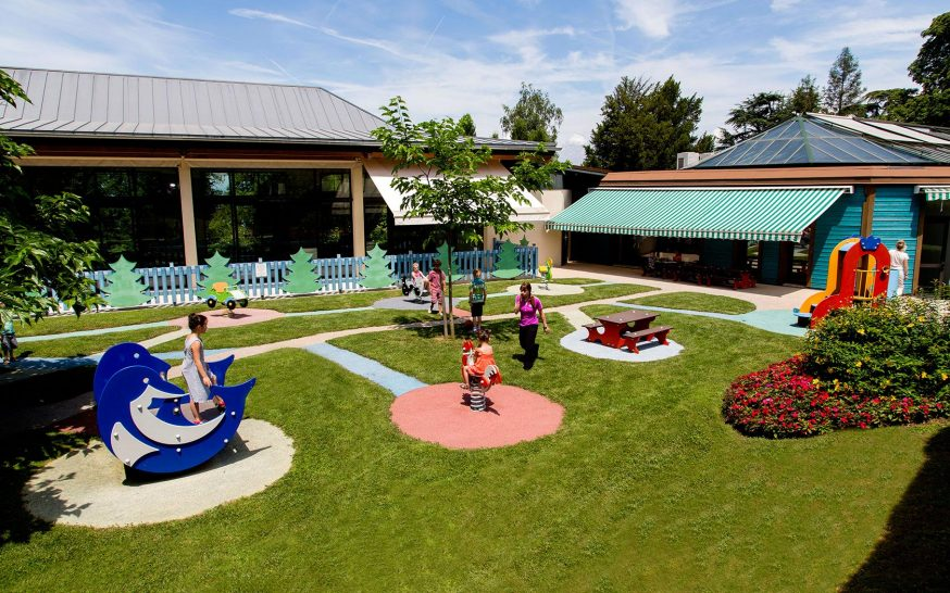 Hotel Royal Evian Resort Kids Club