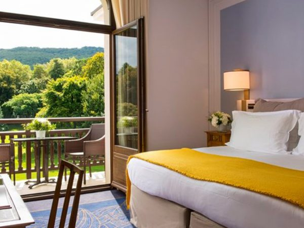 Hotel Royal Evian Resort Sejour Room Park View
