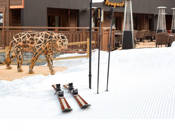 Hotel Barriere Les Neiges BB Ski