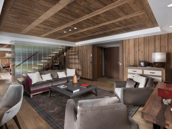 Hotel Barriere Les Neiges Interior