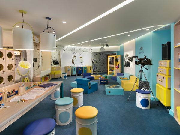 Hotel Barriere Les Neiges Kid's Barriere