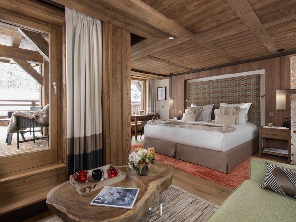 Hotel Barriere Les Neiges Prestige Junior Suite