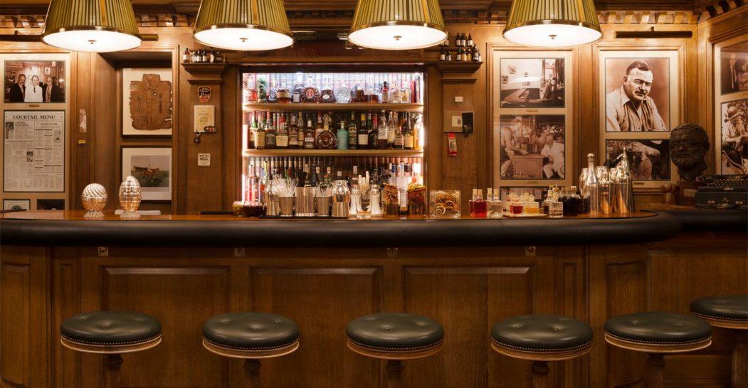 Hotel Ritz Paris Bar Hemingway
