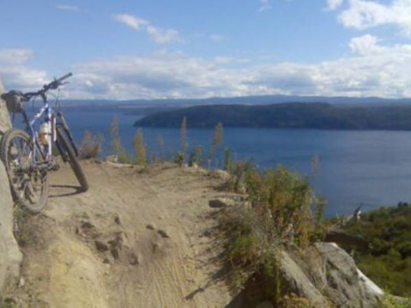 Huka Lodge Biking
