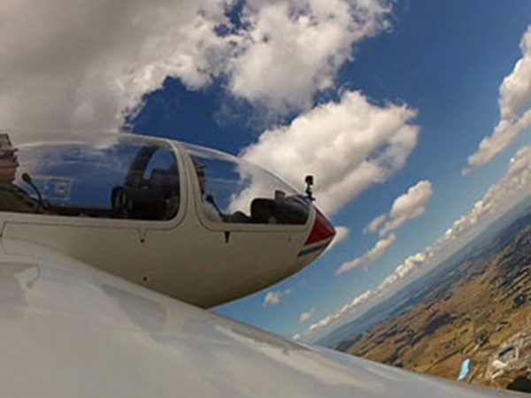 Huka Lodge Gliding