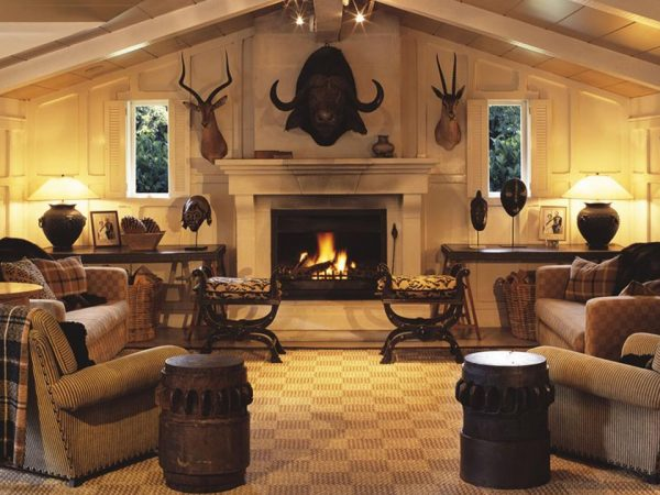 Huka Lodge Interior