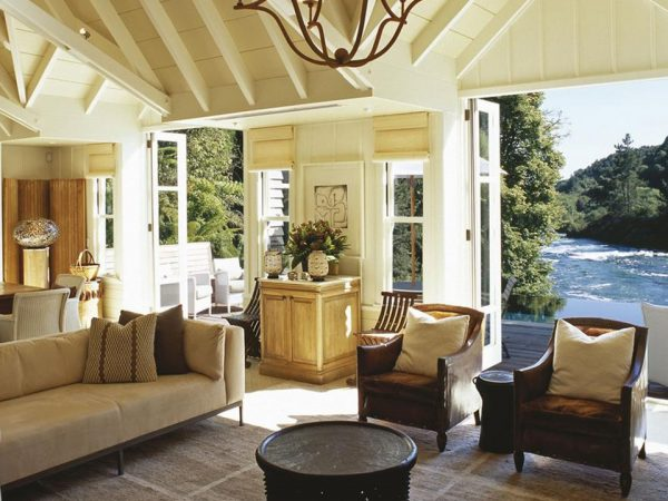 Huka Lodge Interior View