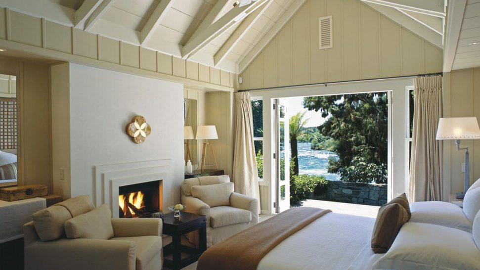 Huka Lodge Lodge Suite