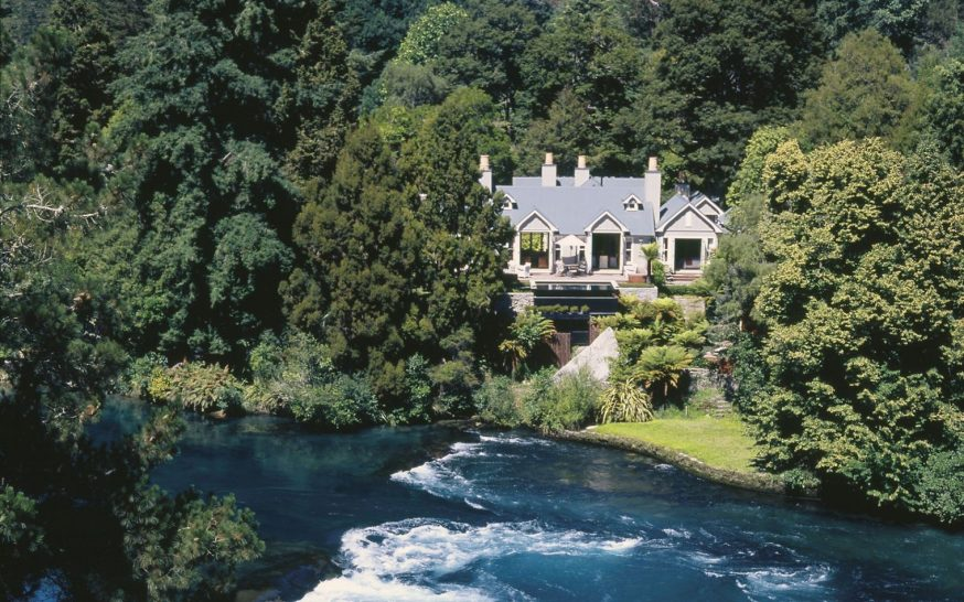 Huka Lodge Owners Cottage