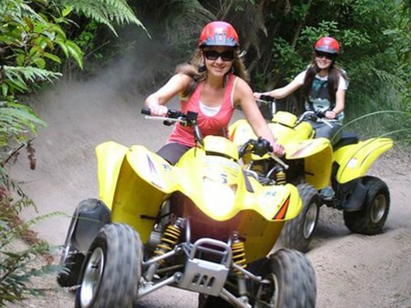 Huka Lodge Quad Adventures