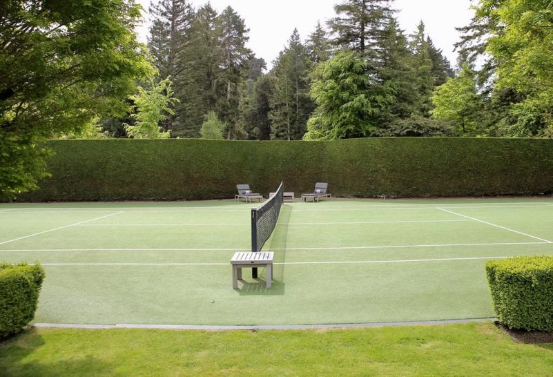 Huka Lodge Tennis