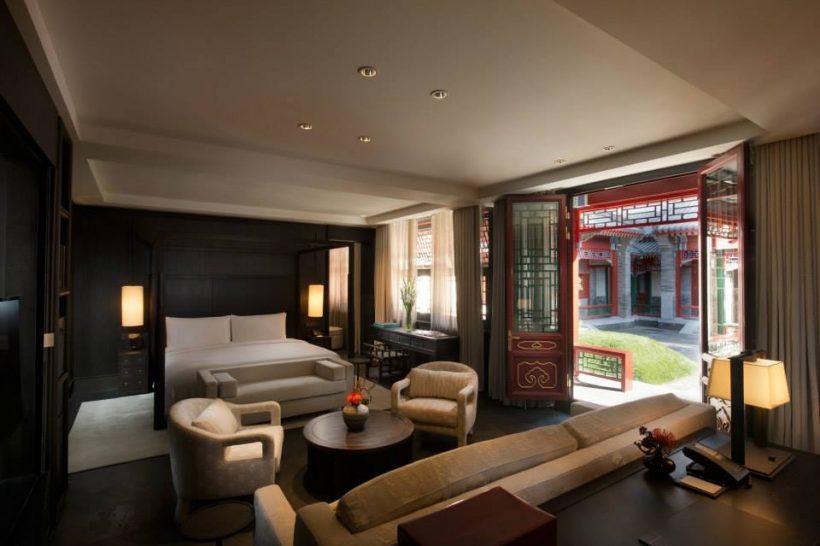 Hutong Studio Waldorf Astoria Beijing