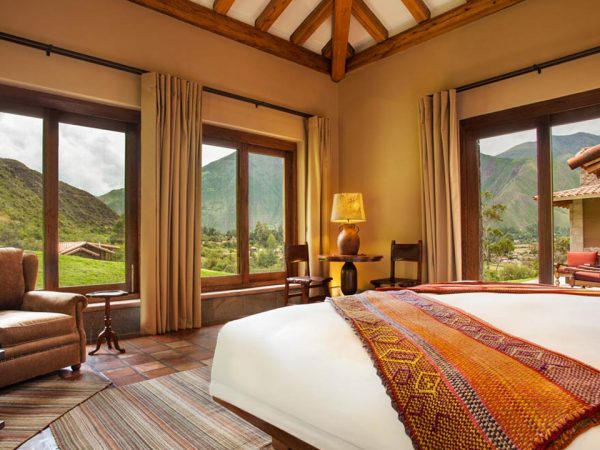 Inkaterra Hacienda Urubamba Junior Suite