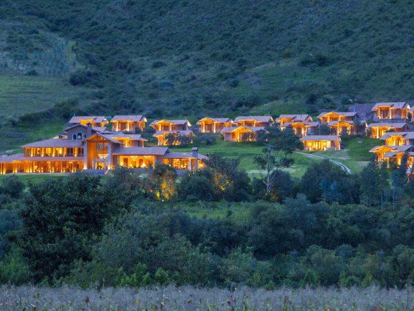 Inkaterra Hacienda Urubamba Overview