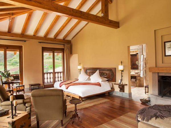 Inkaterra Hacienda Urubamba Suites