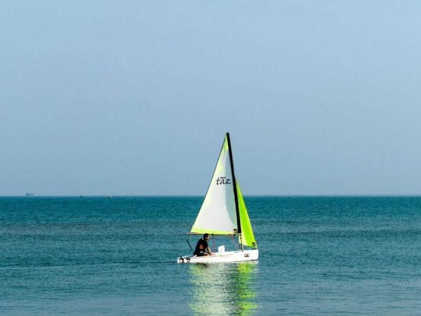 InterContinental Danang Sun Peninsula Resort Basket Boat Lesson