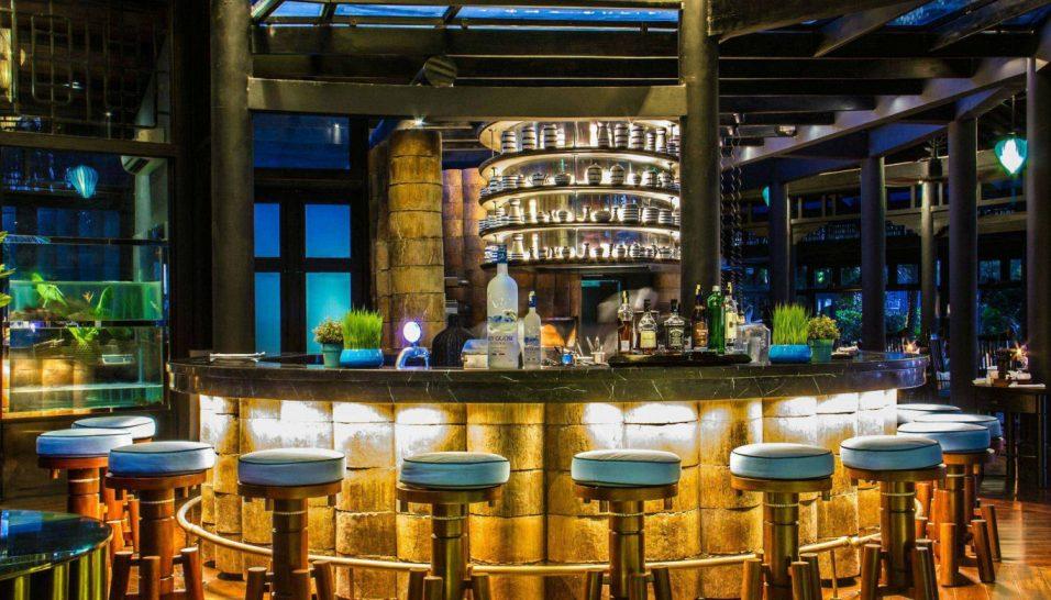 InterContinental Danang Sun Peninsula Resort Buffalo Bar