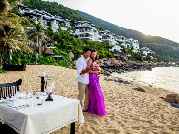 InterContinental Danang Sun Peninsula Resort Dine Under The Stars