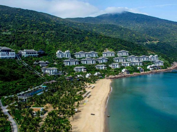 InterContinental Danang Sun Peninsula Resort Distance