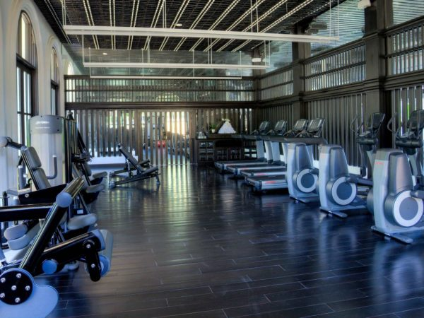 InterContinental Danang Sun Peninsula Resort Gym