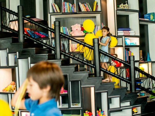 InterContinental Danang Sun Peninsula Resort Interior with Kids