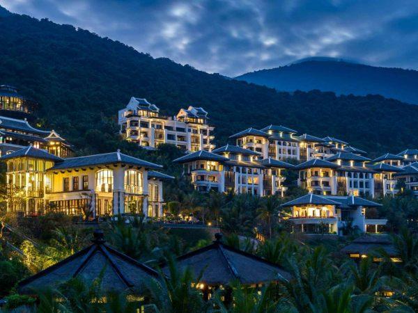 InterContinental Danang Sun Peninsula Resort Night
