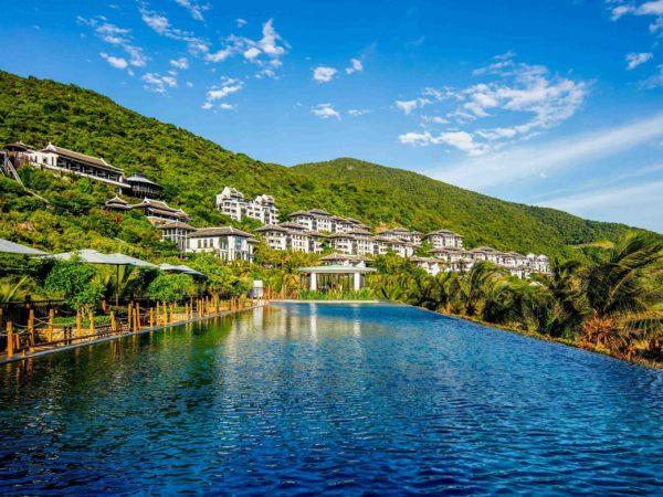 InterContinental Danang Sun Peninsula Resort Pool view
