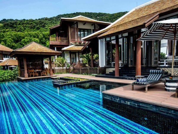InterContinental Danang Sun Peninsula Resort Sun Peninsula Residence Villa