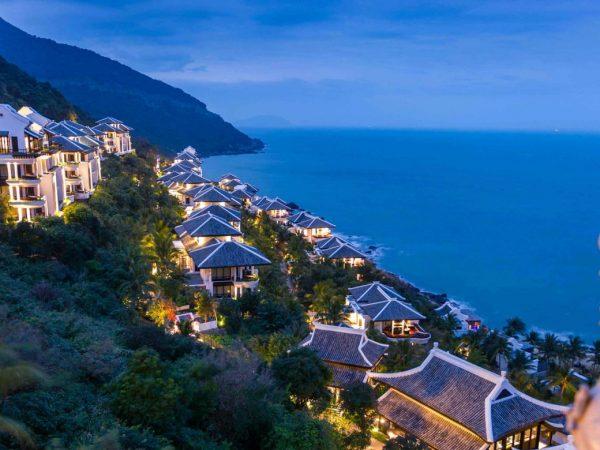 InterContinental Danang Sun Peninsula Resort Sunset
