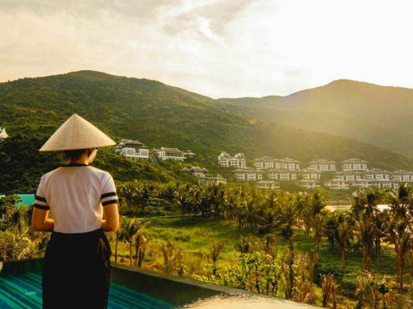 InterContinental Danang Sun Peninsula Resort Villa Lobby