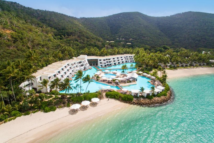 InterContinental Hayman Island Resort Panorama