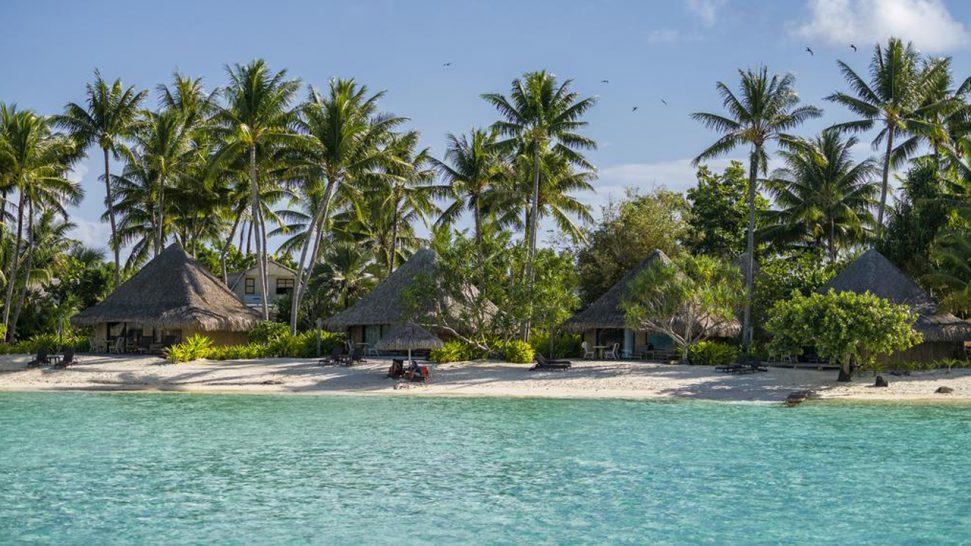 InterContinental Le Moana Bora Bora Beach