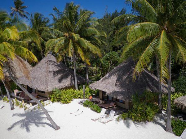 InterContinental Le Moana Bora Bora Beach View