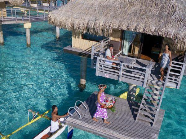InterContinental Le Moana Bora Bora Lobby