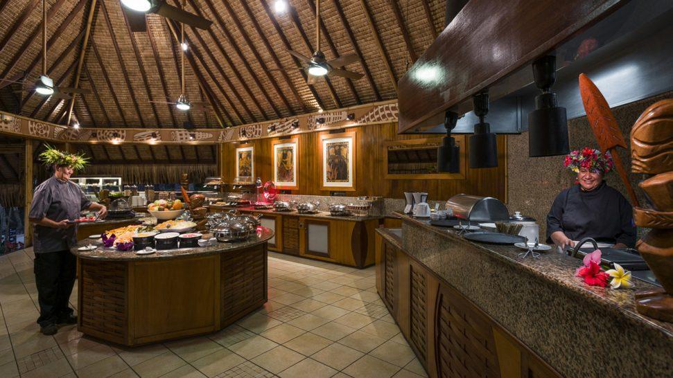 InterContinental Le Moana Bora Bora Noa Noa Restaurant