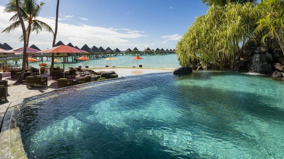 InterContinental Le Moana Bora Bora Pool