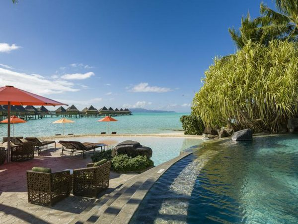 InterContinental Le Moana Bora Bora Pool View