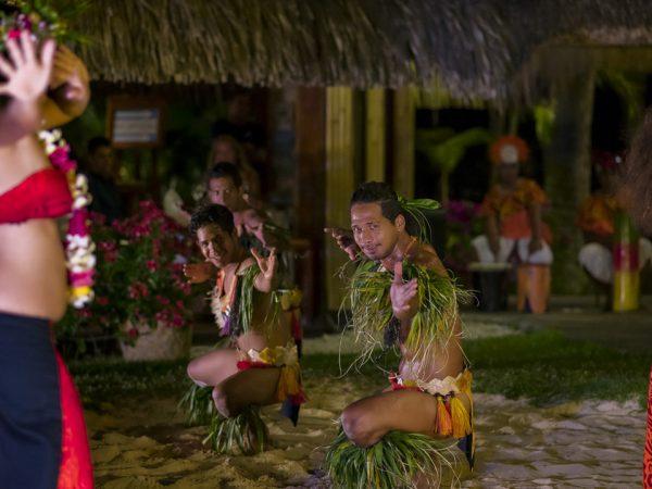 InterContinental Le Moana Bora Bora Theme Night