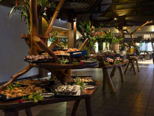 InterContinental Resort And Spa Moorea Fare Nui Restaurant