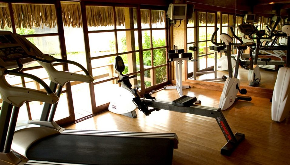 InterContinental Resort And Spa Moorea Gym