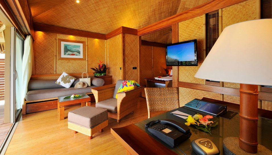 InterContinental Resort And Spa Moorea Junior Suite Beach Bungalows