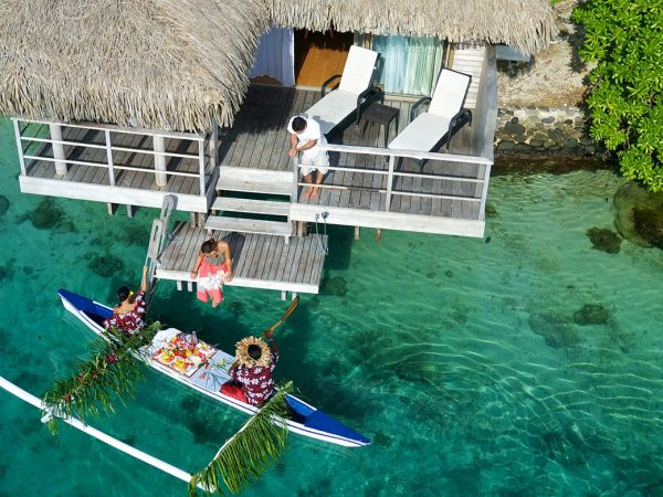 InterContinental Resort And Spa Moorea Junior Suite Overwater Bungalows