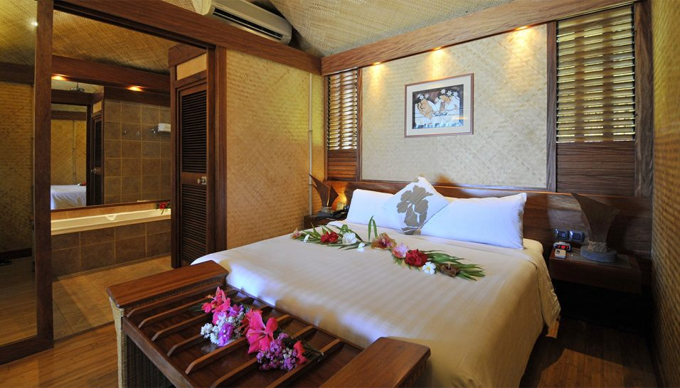 InterContinental Resort And Spa Moorea Junior Suite Premium Beach Bungalows