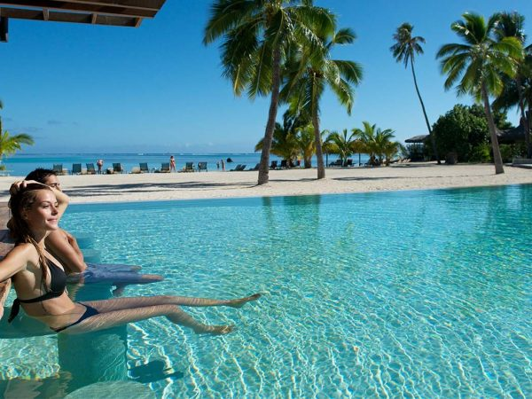 InterContinental Resort And Spa Moorea Pool