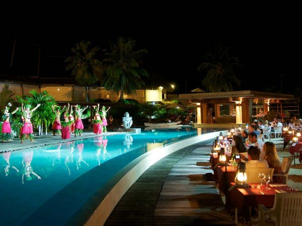 InterContinental Resort And Spa Moorea Theme Night