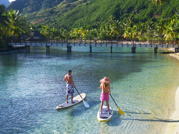 InterContinental Resort And Spa Moorea Water Sports