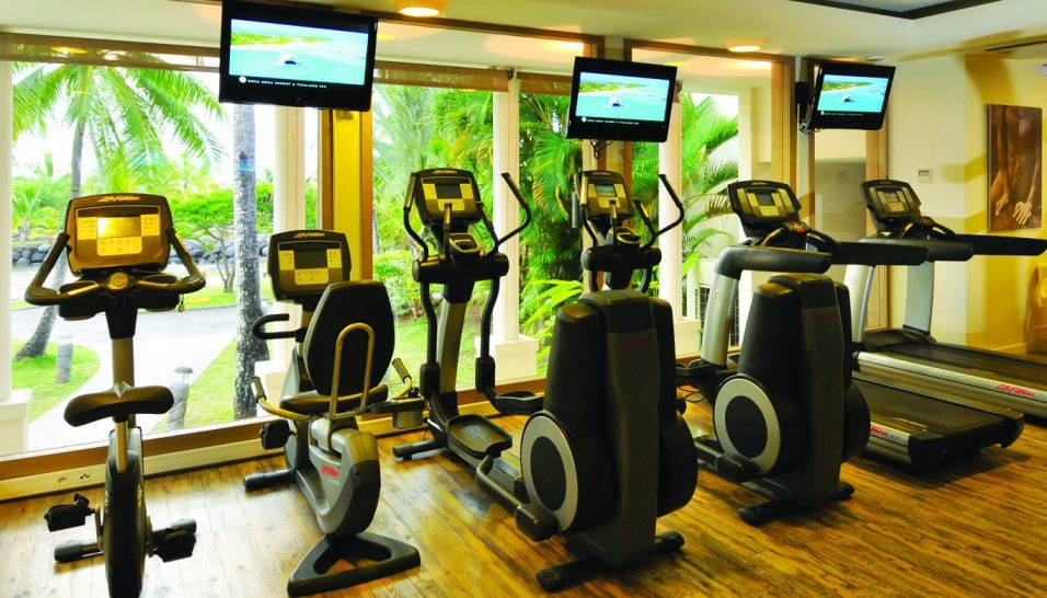InterContinental Resort Tahiti Gym
