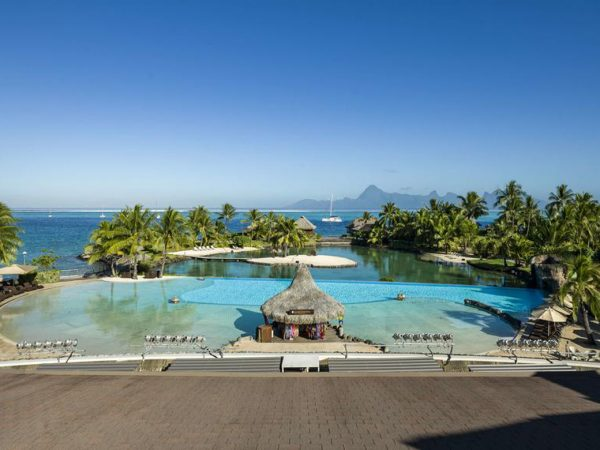 InterContinental Resort Tahiti Outdoor Pool