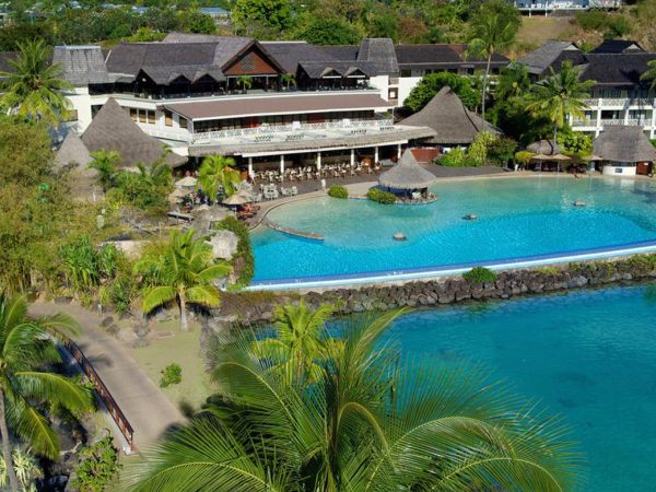 InterContinental Resort Tahiti Pool
